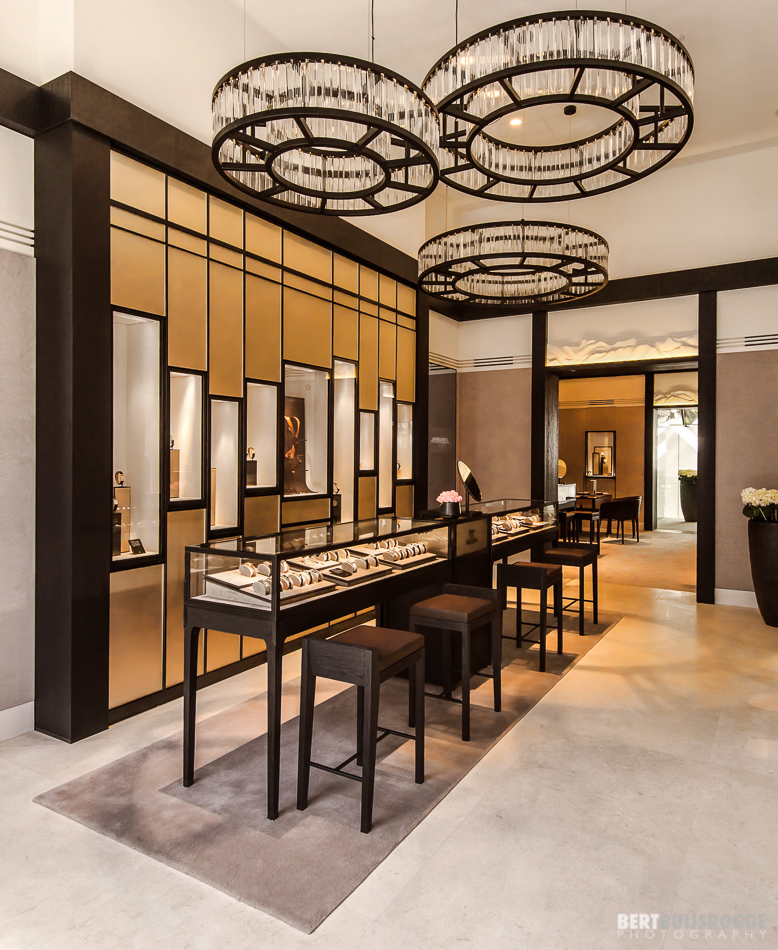 Jaeger-LeCoultre Boutique PC Hooftstraat Amsterdam